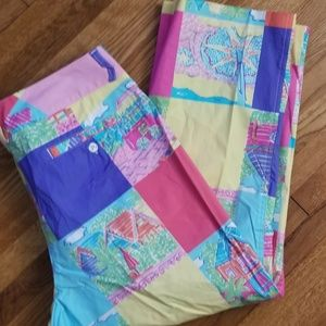 Lilly Pulitzer cropped pants (8)